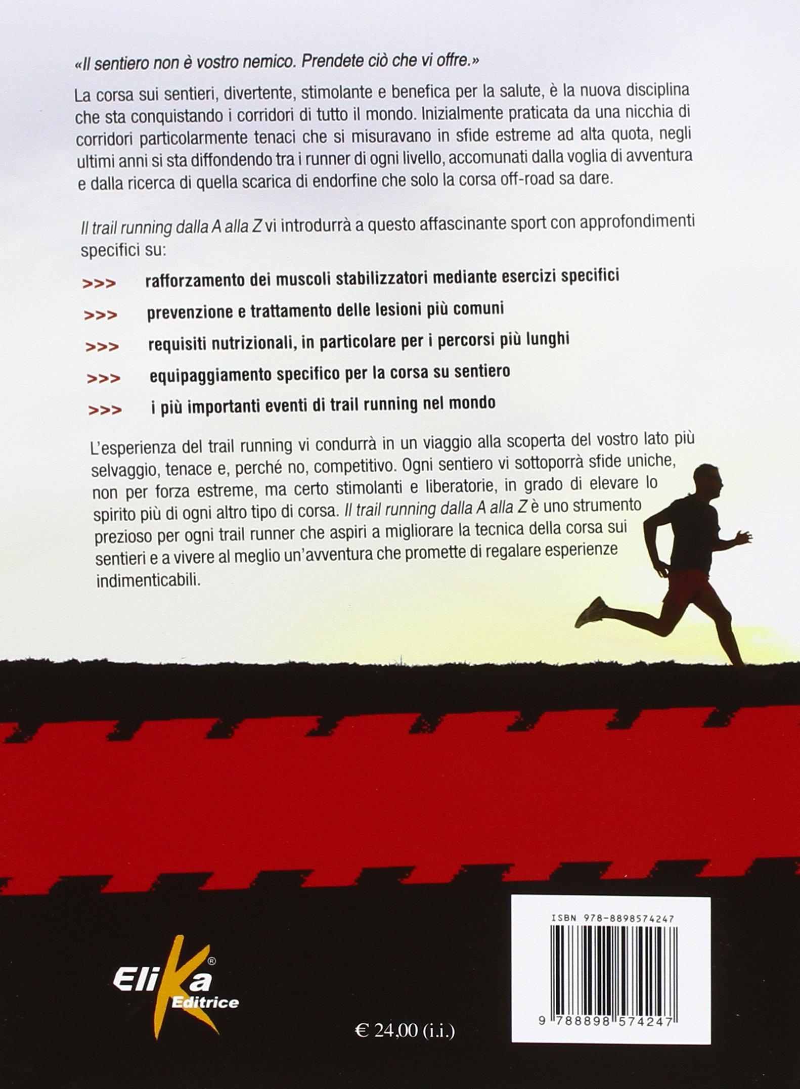 Il Trail Running dalla A alla Z - Graeme Hilditch